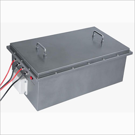48V, 84AH E Rickshaw Battery