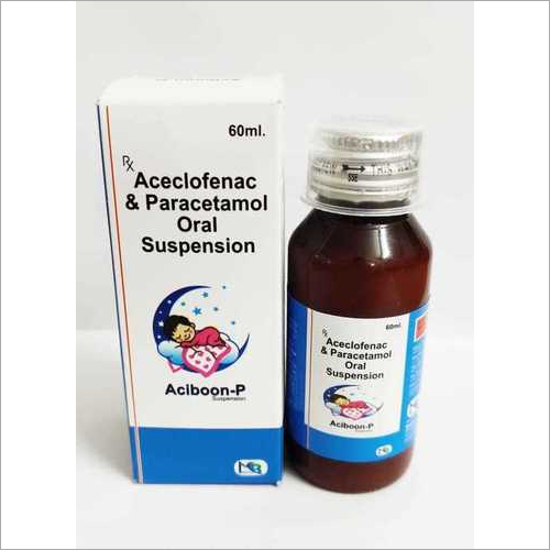 Aceclofenac 50 mg + paracetamol 125 mg Tablet