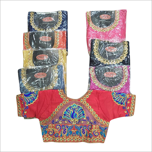 Ladies Designer Saree Blouse