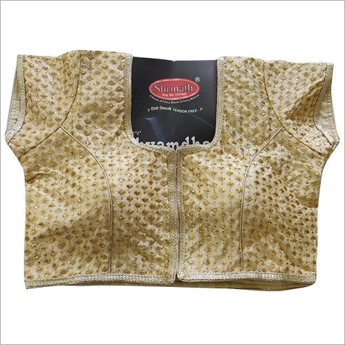Women Casual Saree Blouse