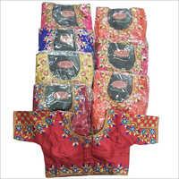 Lehenga Embroidery Blouse