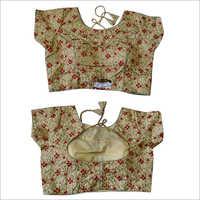 Ladies Embroidered Lehenga Blouse