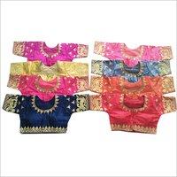 Readymade Fancy Saree Blouse