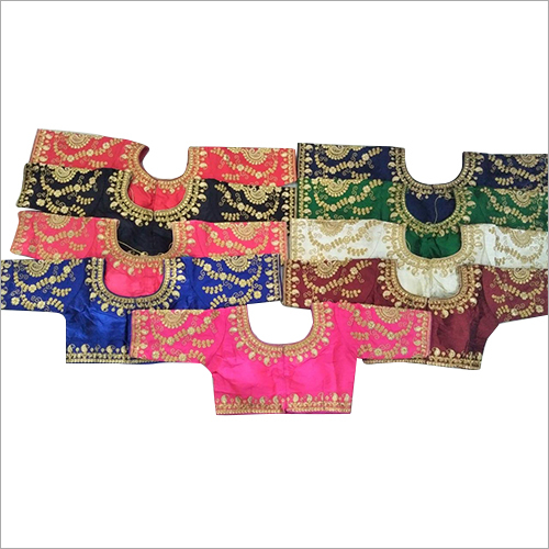 Readymade Fancy Saree Blouse