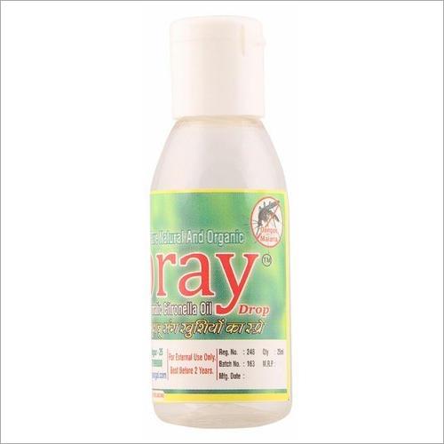 Natural Essential Lemongrass Oil