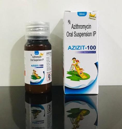 Azithromycin 100 mg Susp.