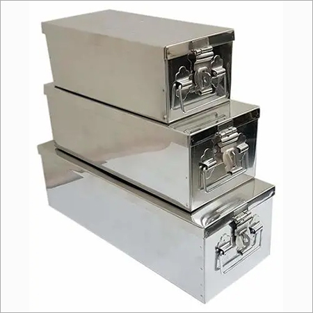 SS Jewellery Box