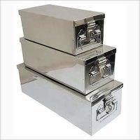 SS Jewellery Box