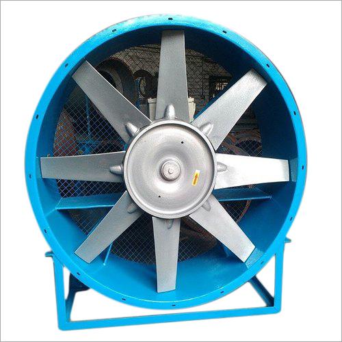 Heavy Duty Industrial Axial Flow Fan