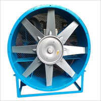Heavy Duty Industrial Axial Flow Fan