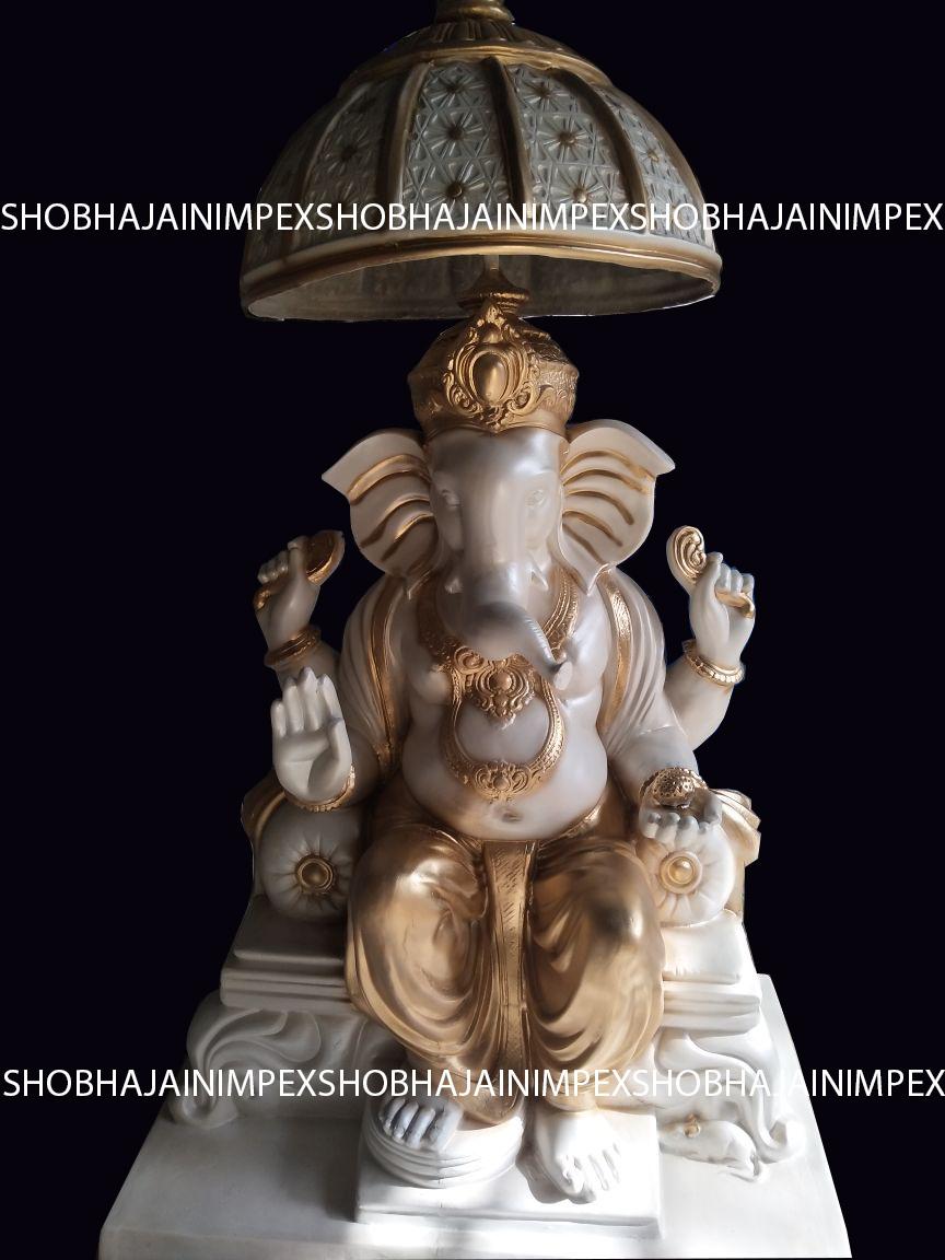 Ganesh ji with Dome