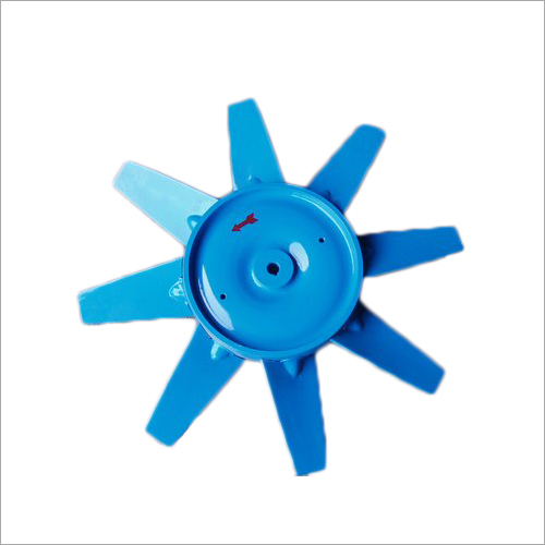 Axial Flow Fan Impeller Blade