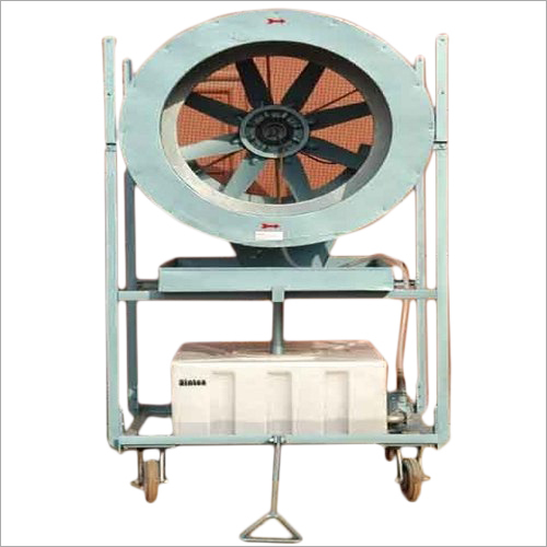 Industrial Mobile Humidifier