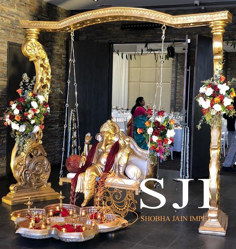 Sitting Ganesh ji Statue