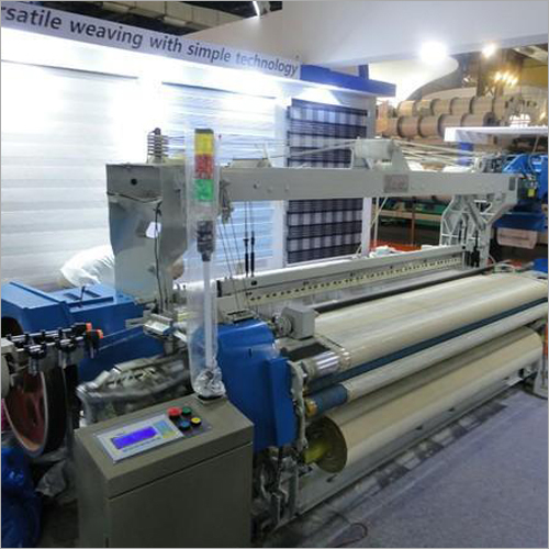 Chinese Rapier Loom Machine