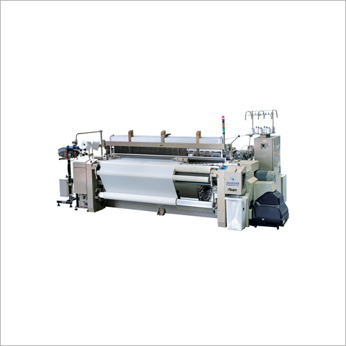 Adelphi Airjet Loom Machine