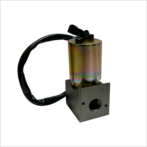 Textile Machinery Solenoid Valve
