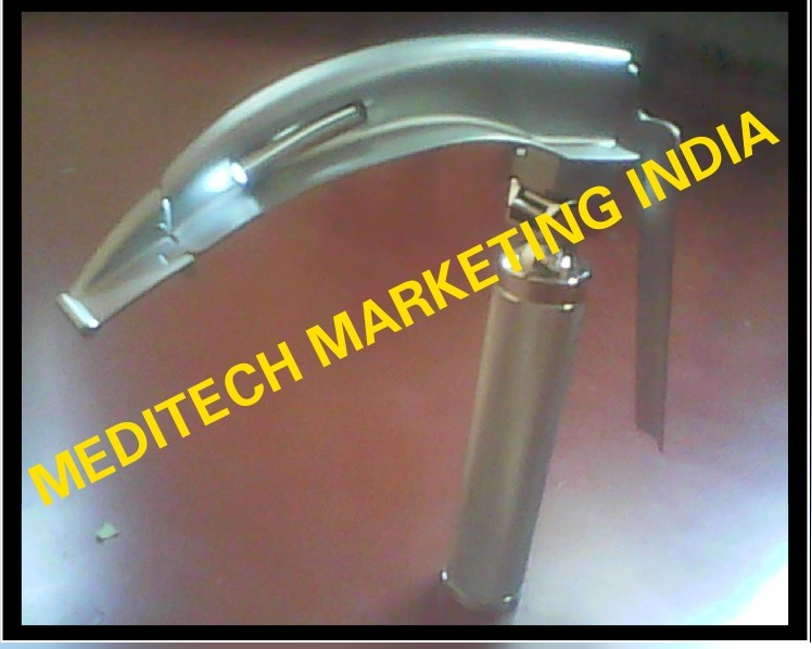 FlexiTip/McCoy /Trupti Fiber Optic Laryngoscope