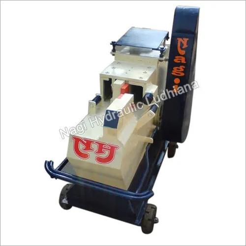 Industrial Round Cutter Machine