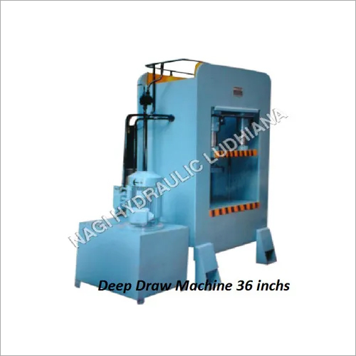 Industrial Deep Draw Machine