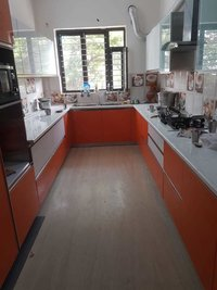 Stainless Steel Moduler Kitchen