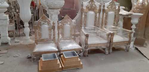 Maharaja Small and Big Mandap Chairs
