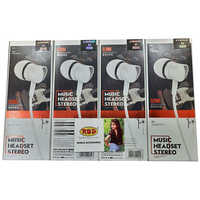 Headset Sterio Hands Free