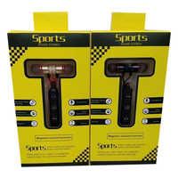 Sports Metal Bluetooth Hands Free
