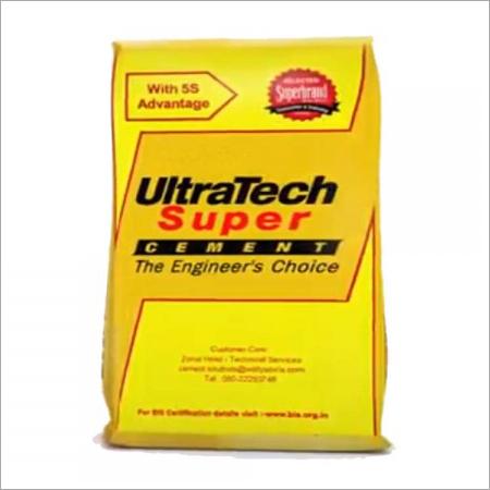 Ultratech Super PPC Cement