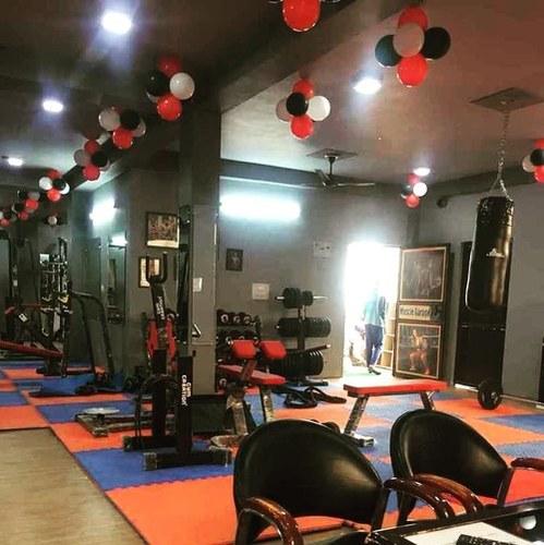 Commercial Gym Setup