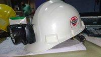 Helmet with Light