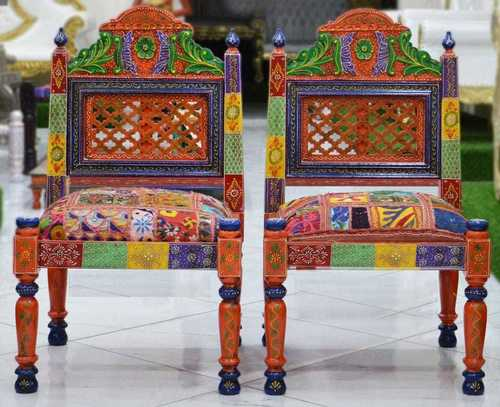 Rajasthani Mandap Chairs