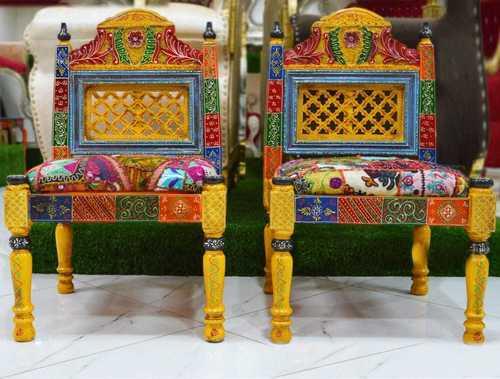 Gujrati Mandap Chairs
