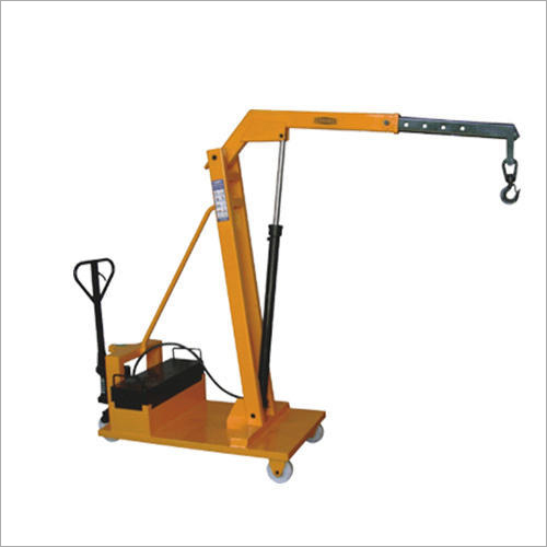 Hand Operated Small Crane