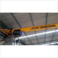 Single Girder Bridge EOT Crane