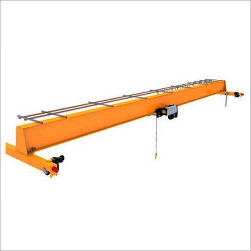 Single Girder Overhead EOT Crane