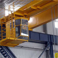 Cabin Operated EOT Crane