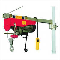 Electric Scaffold Hoist
