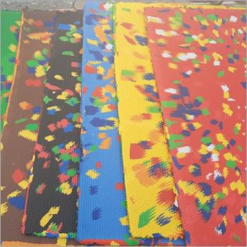Multi Colour Slipper Sole Sheet