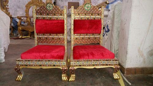 Marwari Wedding  Vedi Chairs
