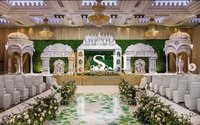 Tirupati South Indian Wedding Mandap