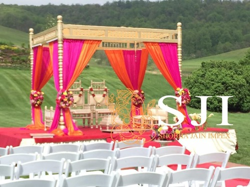 Sankheda Wedding Mandap