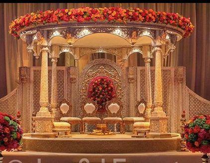 Raj Mahal Wedding Mandap