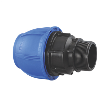 PP Male Thread Adaptor