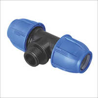 PP Compresson Fittings