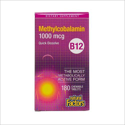 1000 Mcg Methylcobalamin Injection