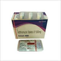 500 MG Azithromycin Tablet