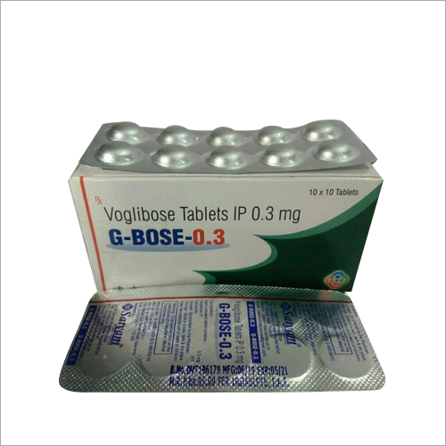 0 3 MG Voglibose Tablet IP