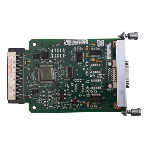 Cisco HWIC 2T 2 Port Serial WAN Interface Card