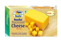NANDINI PROCESSED CHEESE 1 KG